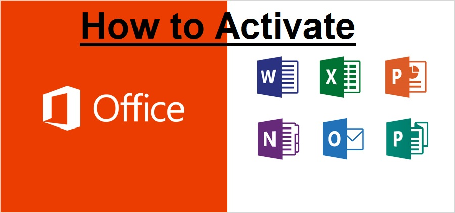 Activate Microsoft Office