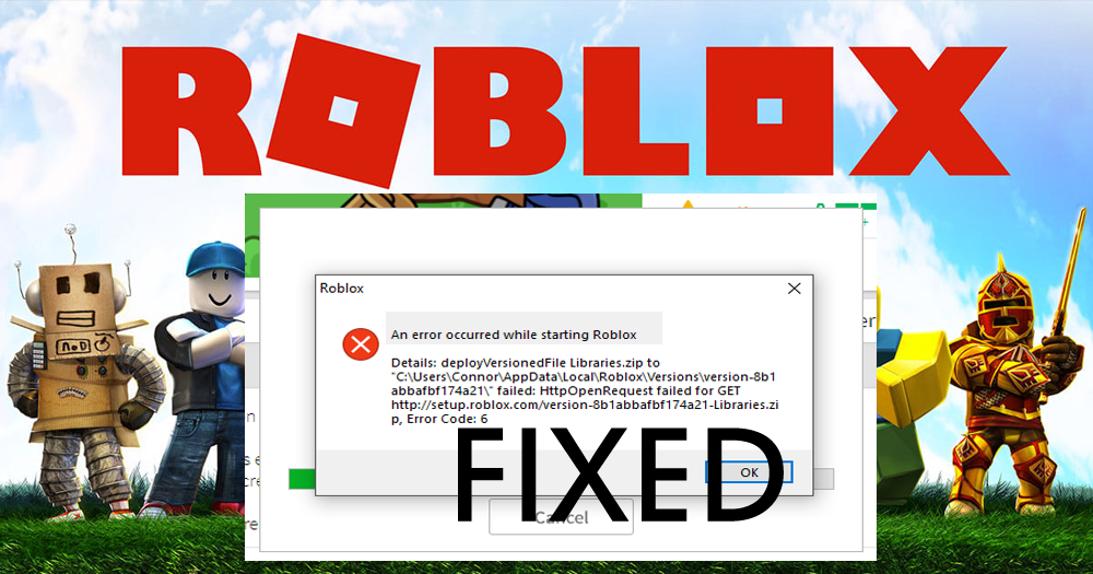 The Best tool to fix ROBLOX Errors
