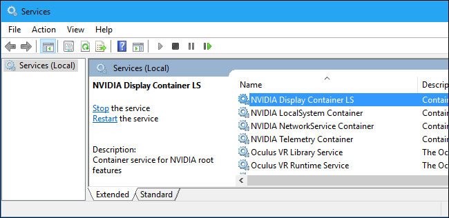 Allow Nvidia Telemetry Container