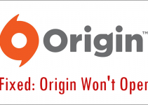 How to Fix Origin Won't Open or Respond After Launch